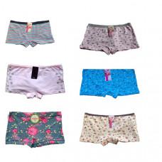 Женские трусики-шорты, цвета в ассортименте