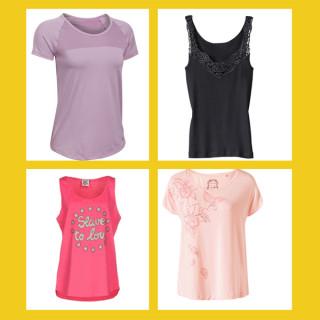 Женские футболки и майки оптом