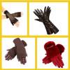 Женские варежки и перчатки оптом