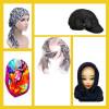 Женские головные уборы, платки и палантины оптом