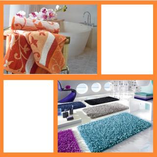 Текстиль для ванной оптом