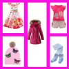Детская одежда для девочек оптом