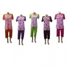 """Женская пижама """"Звездочка """" цвета в ассортименте"""