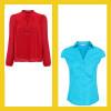 Женские блузки и рубашки оптом
