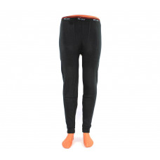 Термобелье, мужские брюки Nickdar с начесом Черные