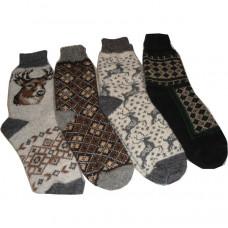 Мужские носки, шерстяные