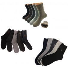 Мужские носки, махровые