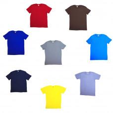 Футболка мужская 48-56, цвета в ассортименте