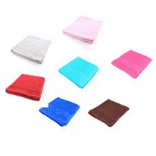 Махровое полотенце 50x90 в ассортименте